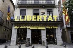 LLibertat. Girona, july 2018.
