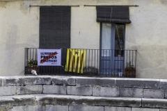 LLibertat PRESOS politics! II Girona, july 2018.